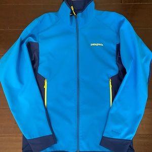 Men's Patagonia Adze Hybrid Soft Shell Jacket M